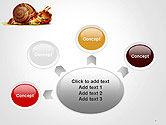 Sluggish Diet PowerPoint Template#7