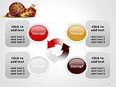 Sluggish Diet PowerPoint Template#9