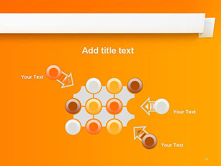 Paper Tag PowerPoint Template Slide 10