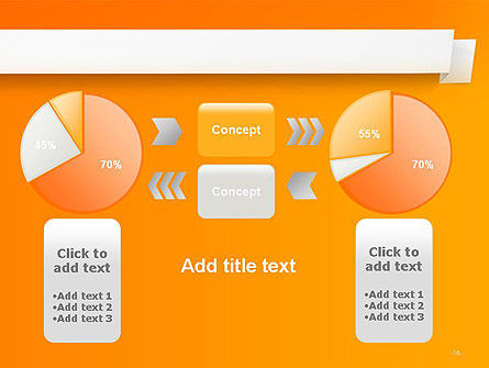 Paper Tag PowerPoint Template Slide 16