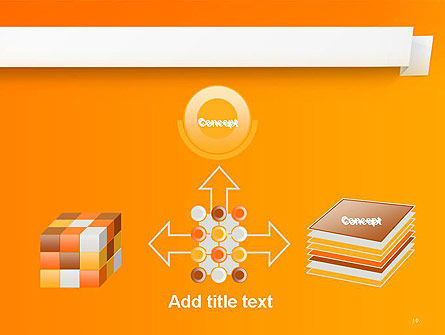 Paper Tag PowerPoint Template Slide 19