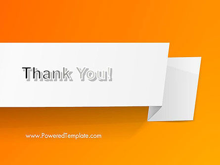 Paper Tag PowerPoint Template Slide 20