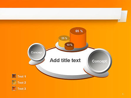 Paper Tag PowerPoint Template Slide 6