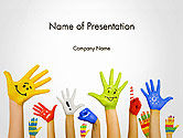 Education & Training: School Life PowerPoint Template #14440