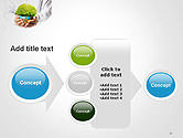 Man Hands Holding Money Tree PowerPoint Template#17