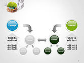 Man Hands Holding Money Tree PowerPoint Template#19