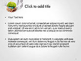 Man Hands Holding Money Tree PowerPoint Template#2