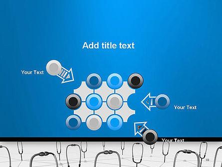 Doctor Network PowerPoint Template Slide 10