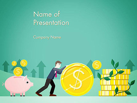 Investment Concept PowerPoint Template