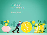 Financial/Accounting: Investment Concept PowerPoint Template #14469