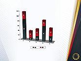 CEO Award Blank PowerPoint Template#17