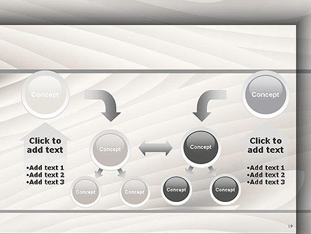 Gray Wooden Texture PowerPoint Template Slide 19