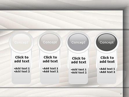 Gray Wooden Texture PowerPoint Template Slide 5