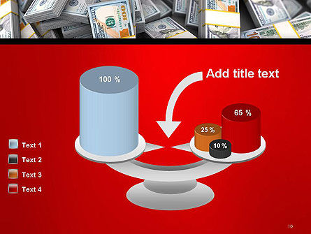 Money Heap PowerPoint Template Slide 10