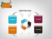 Arabic Frame PowerPoint Template#6