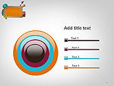 Arabic Frame PowerPoint Template#9