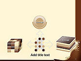 Coffee Splash and Beans PowerPoint Template#19