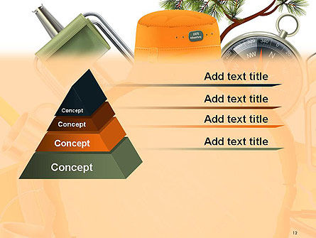 Camping Theme PowerPoint Template Slide 12