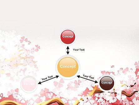 Cherry Blossom PowerPoint Template Slide 14