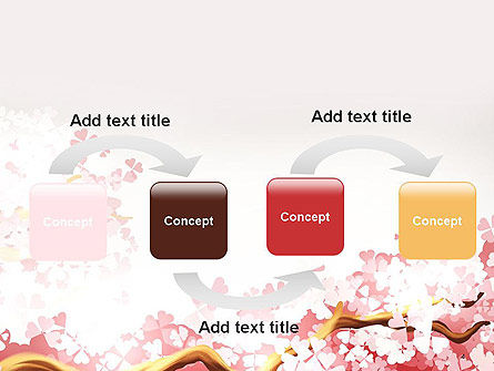 Cherry Blossom PowerPoint Template Slide 4