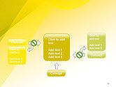 Yellow-green Abstract Soft Background PowerPoint Template#13