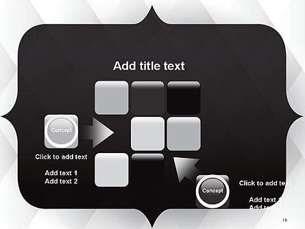 Frame for Text PowerPoint Template Slide 16