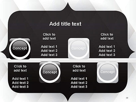 Frame for Text PowerPoint Template Slide 19