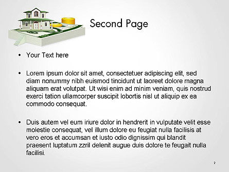 Real Estate Investment PowerPoint Template Slide 2
