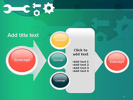 Car Repair Service PowerPoint Template Slide 17