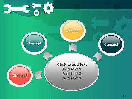 Car Repair Service PowerPoint Template Slide 7