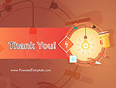 Home Electricity Services PowerPoint Template#20