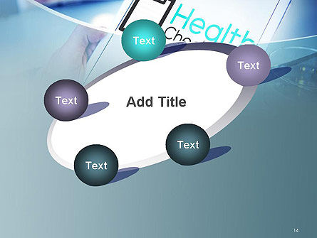 Health Check Diagnosis Concept PowerPoint Template Slide 14