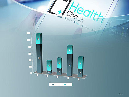 Health Check Diagnosis Concept PowerPoint Template Slide 17