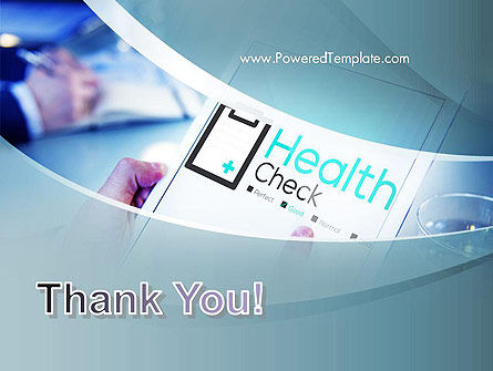 Health Check Diagnosis Concept PowerPoint Template Slide 20