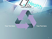 Health Check Diagnosis Concept PowerPoint Template#10