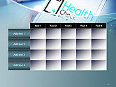Health Check Diagnosis Concept PowerPoint Template#15