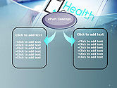 Health Check Diagnosis Concept PowerPoint Template#4
