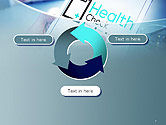Health Check Diagnosis Concept PowerPoint Template#9