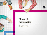 People: Discussion Meeting PowerPoint Template #14578