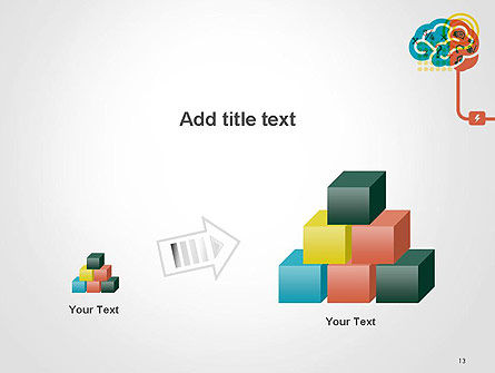 Creative Brain Idea PowerPoint Template Slide 13