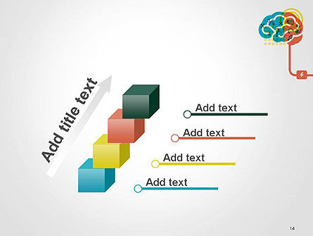Creative Brain Idea PowerPoint Template Slide 14