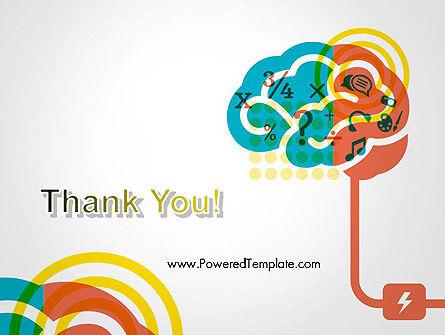 Creative Brain Idea PowerPoint Template Slide 20