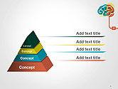 Creative Brain Idea PowerPoint Template#4