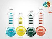 Creative Brain Idea PowerPoint Template#7