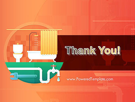 Home Plumbing Services PowerPoint Template Slide 20