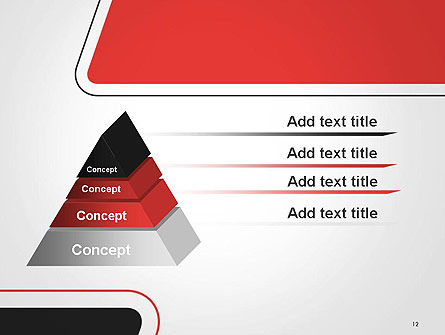 Rounded Shapes PowerPoint Template Slide 12