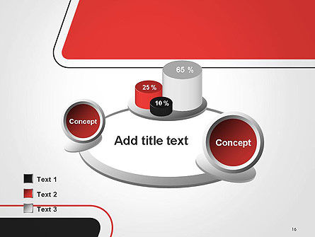 Rounded Shapes PowerPoint Template Slide 16