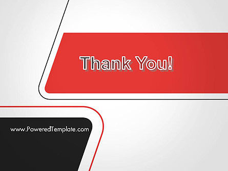 Rounded Shapes PowerPoint Template Slide 20