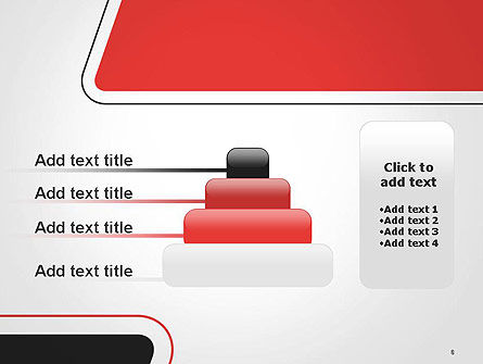 Rounded Shapes PowerPoint Template Slide 8