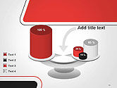 Rounded Shapes PowerPoint Template#10